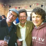 Paganum Yorkshire Chorizo Butchery Charcuterie Grand Opening with Ade Edmondson