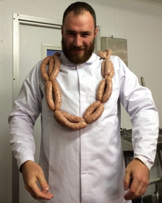 Dr Death Sausage Extraordinaire