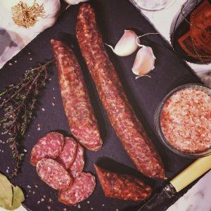 yorkshire salami
