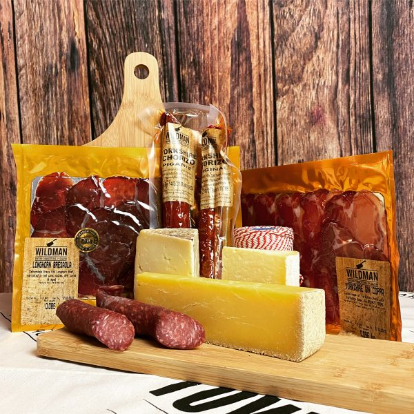 Cheese and Charcuterie Selection Box